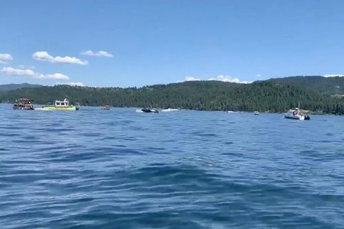 Two killed, six more presumed dead after planes collide over Idaho lake