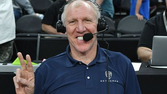 Bill Walton calls a White Sox game and Twitter is stoked