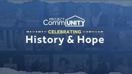 Project CommUNITY: History and Hope