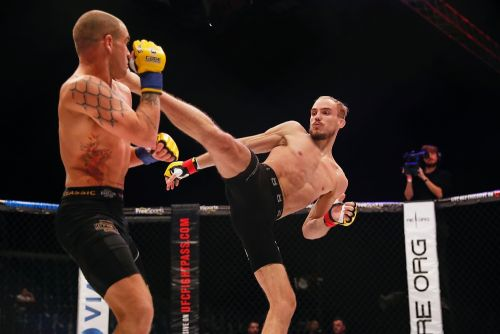 Contenders assemble as the battle for Cage Warriors' lightweight title heats up