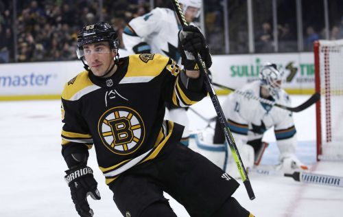 Marchand injury scare in Bruins Cup tuneup