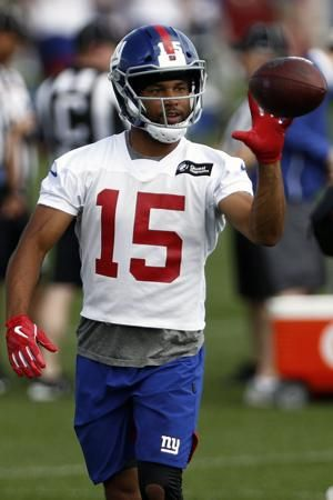Golden Tate's appeal denied, new Giants WR will sit out first four games