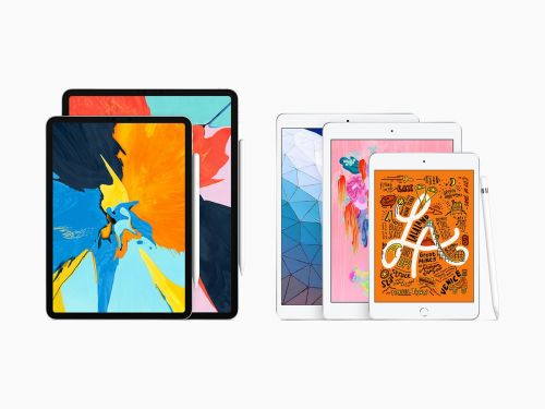 Apple sells many different iPad models - here's how much they all cost