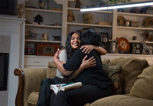After helping free Alice Johnson from prison, Kim Kardashian West isn't going into politics, but she isn't stopping either