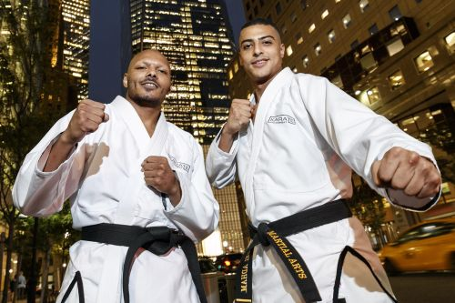 Knockout-karate fights are coming to the top of the Freedom Tower