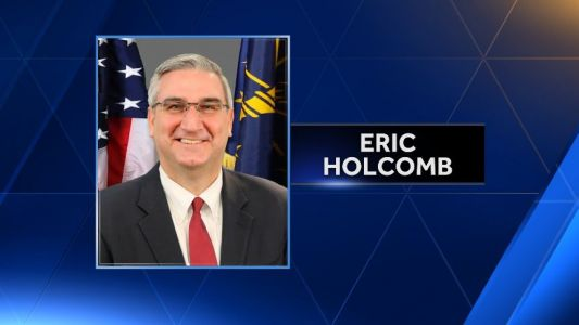Indiana governor to talk about hate crimes law, school money