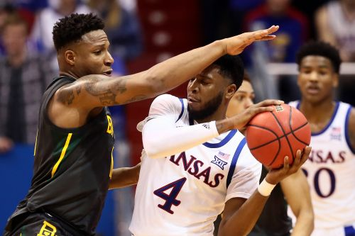 No. 1 Baylor vs. No. 3 Kansas: Bettors should weigh these angles