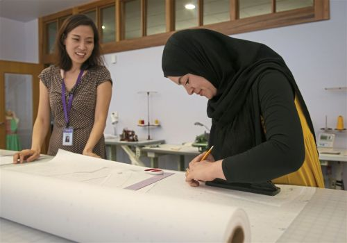 East End Cooperative Ministry's Sew Forward program patterns better life for immigrants