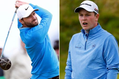 British Open drama after caddie's mom is struck by ball