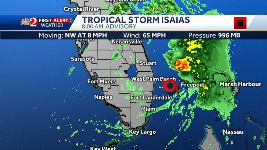 Shelters open in Brevard and Volusia counties