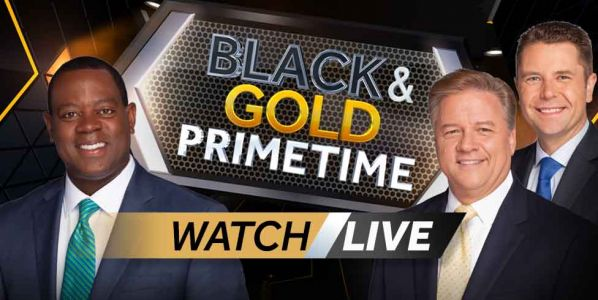WATCH LIVE: Black & Gold Primetime