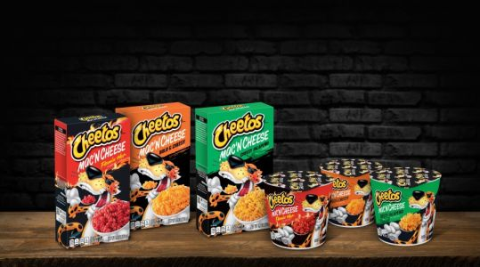 New Cheetos mac and cheese hitting Walmart shelves this weekend nationwide
