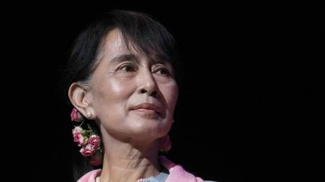 Detained Suu Kyi Charged Over Walkie-Talkies After Myanmar Coup