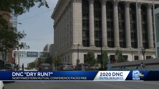 Northwestern Mutual Conference may be dry run for 2020 DNC