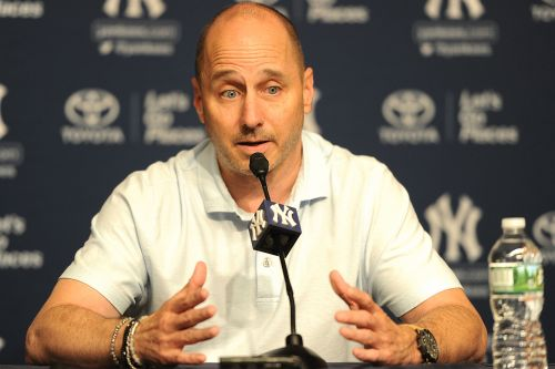 Brian Cashman discusses the Yankees' mindset for str