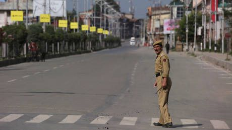 At least 2,300 people detained in Indian-ruled Kashmir - report