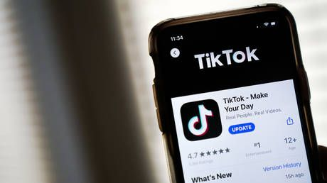'A coup conducted by the West': Russian parents association boss asks government to ban TikTok over calls for children to protest