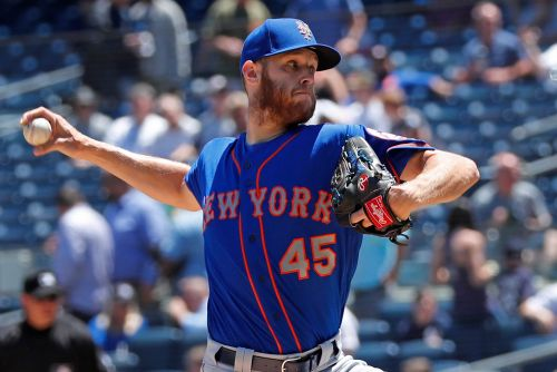 Zack Wheeler moves step closer to Mets return