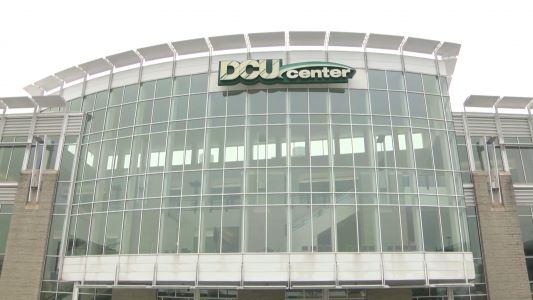 Worcester arena will house coronavirus patients in stable condition
