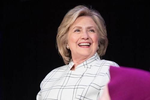 Clinton says she is being urged by 'many, many, many people' to run in 2020