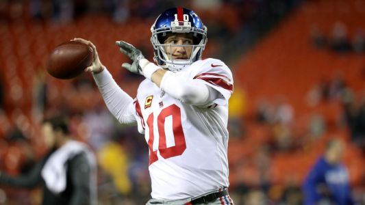 Giants planning 'to take it one year at a time' with Eli Manning