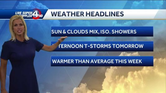 Videocast: Possible Storms Tomorrow