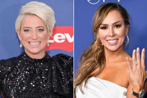 Dorinda Medley says Kelly Dodd asked her to officiate wedding to Rick Leventhal