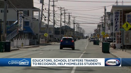 Educators reach out to homeless students