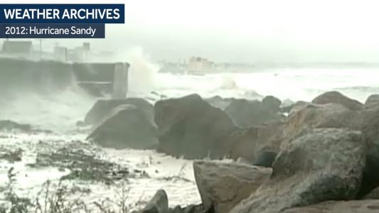 Weather Archives: Looking back at the impact of Hurricane Sandy