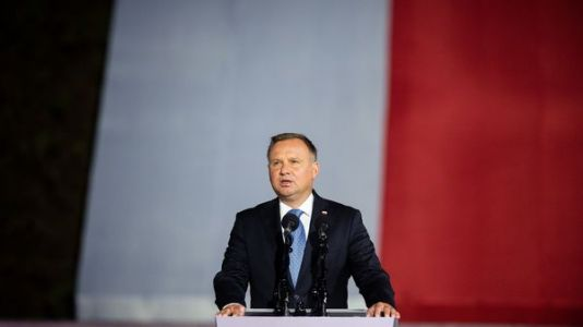 Polish President Tests Positive For The Coronavirus