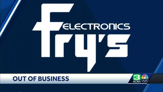 Fry's electronics chain is closing for good