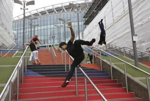 Parkour group urges IOC to reject their sport from Olympics