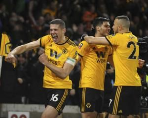 FA Cup run hardens Wolves' status in English soccer