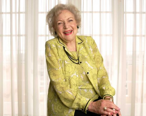 Betty White's iconic life in photos