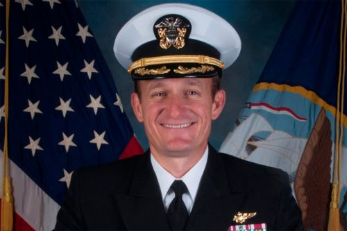 Fired Navy captain Brett Crozier tests positive for coronavirus: report