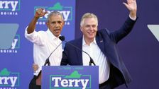 Democrats Turn Voting Rights Into A Rallying Cry In Close Virginia Governor's Race