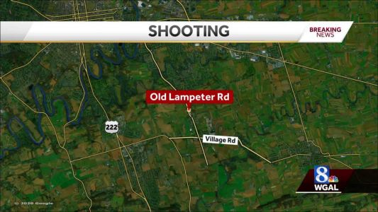 1 injured in Lancaster County shooting