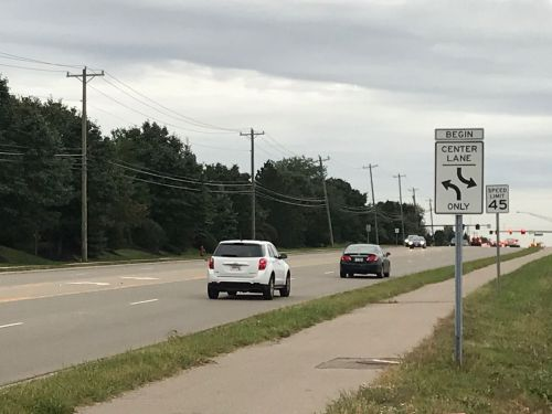 Speed limit lowered on busy stretch of deadly road in Butler, Warren counties