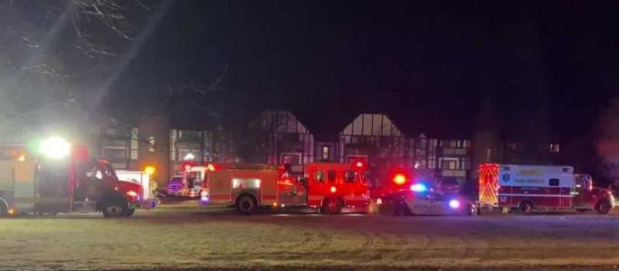 Omaha police arrest woman accused of starting overnight apartment fire