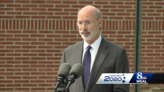 Gov. Wolf calls on state lawmakers to make changes to improve election procedures
