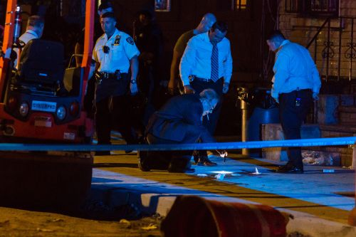 Two men fatally shot in front of Coney Island home