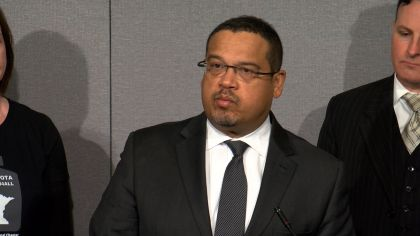'These Folks Can Literally Not Afford Their Lives': Keith Ellison Goes After Drug Manufacturers