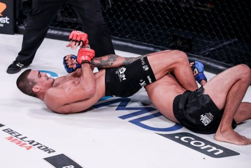 Bellator 250: Adam Borics hopes active 2021 leads to title contention