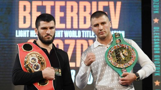 Boxer Oleksandr Gvozdyk released from hospital after Friday night TKO