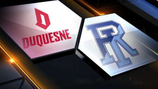Russell scores 23 to lift Rhode Island over Duquesne 77-55