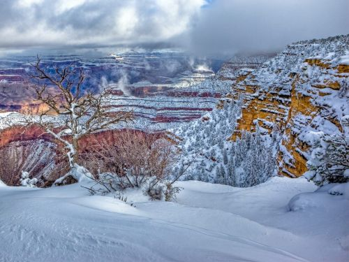 The best national parks for winter and where to stay