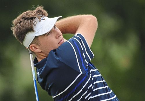 Central Catholic grad Neal Shipley captures WPGA Junior Championship in a playoff