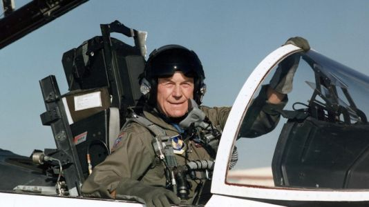 WATCH: WV honors Brig. Gen. Chuck Yeager with memorial service