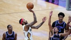 Ingram, Williamson help Pelicans hold off Kings 117-110