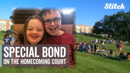 Lifelong friendship takes center stage on homecoming court